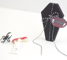 Vampire bites treat box